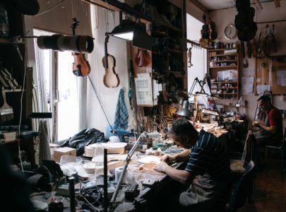 По скрипке можно узнать характер мастера