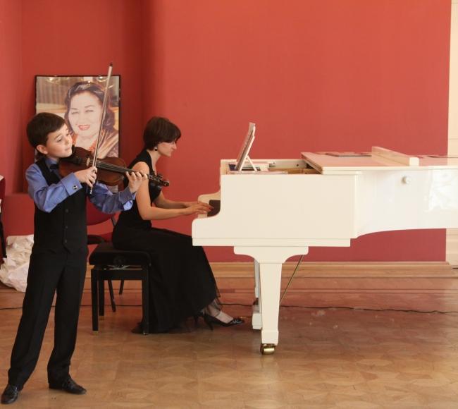 Участие Goronok в музыкальном конкурсе «Musical Art»