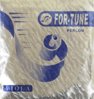 Струны для альта For-tune перлон (набор)