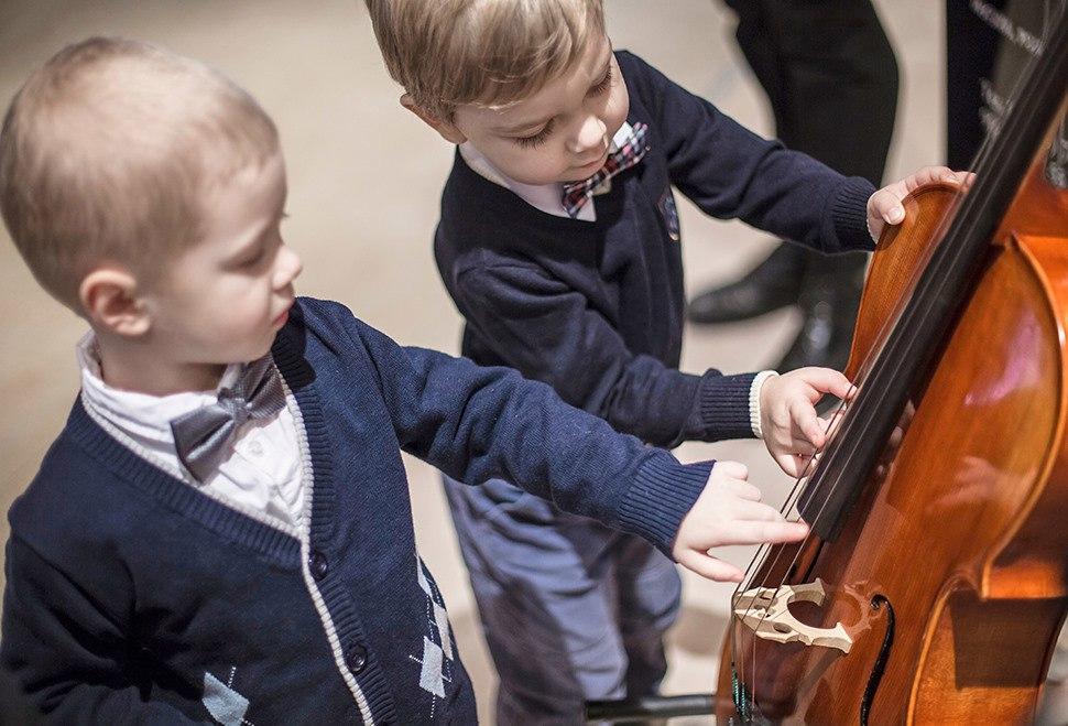 В Москве прошел концерт-игра для детей «Добрая зимняя сказка»
