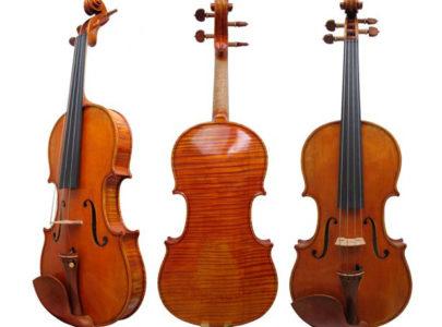 Новая мастеровая скрипка