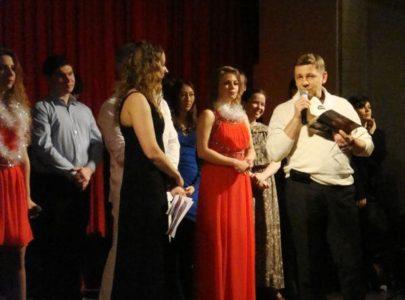 Отчетный концерт музыкальной школы для взрослых «Виртуозы»
