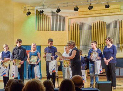 Закончился «IV Московский конкурс юных скрипачей и виолончелистов Волшебный смычок — 2016»