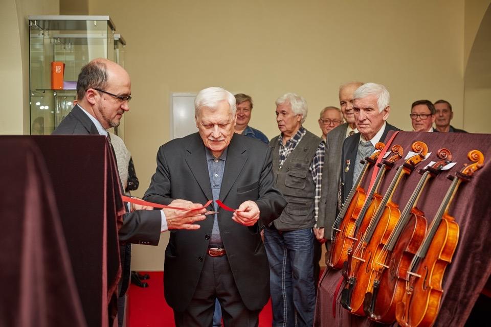 Открытие фестиваля «Скрипка: душа и облик». Успейте посетить!